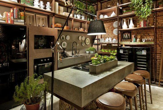 Dekton Küche