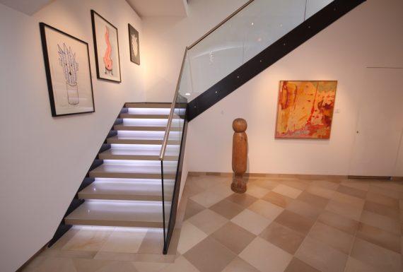 Spiess Stein - Referenzbild Treppe 8