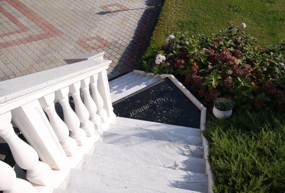 Spiess Stein - Referenzbild Treppe 7