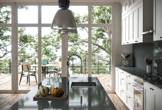 Silestone Küche - Marengo