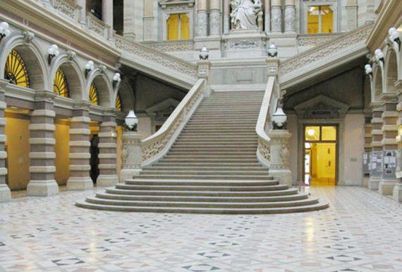 Spiess Stein - Referenzbild Treppe 2