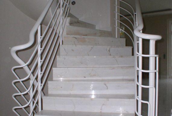 Spiess Stein - Referenzbild Treppe 3
